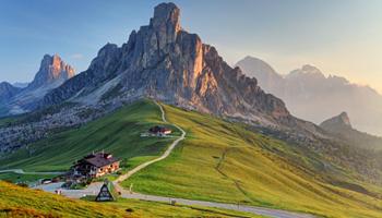 Alpenüberquerung PLANORG