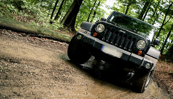 Fahr-Event mit Jeep Wrangler