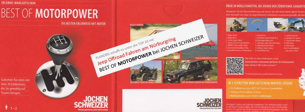 Best of Motorpower Jeep Offroad Fahren am Nürburgring